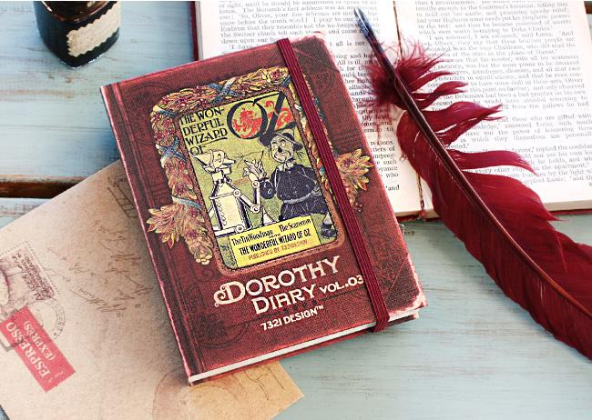 dorothy diary 00