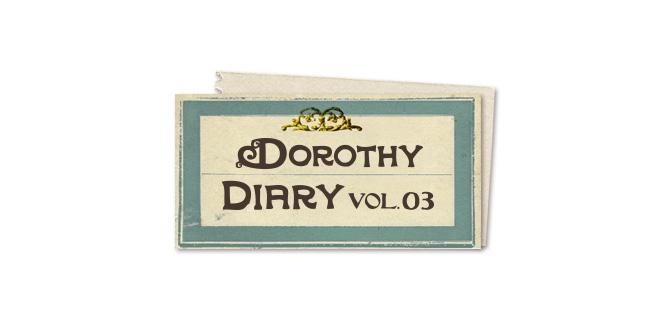 dorothy diary 01