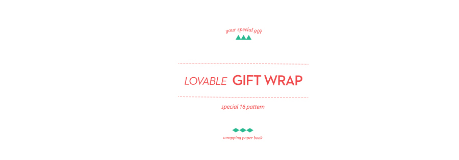 lovable gift wrap 01