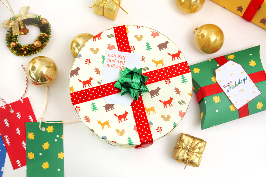 lovable gift wrap 02