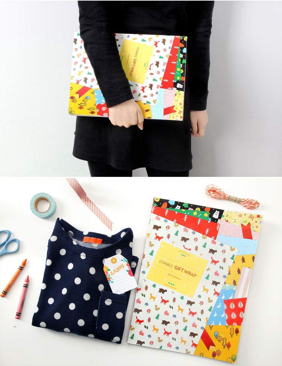lovable gift wrap 03