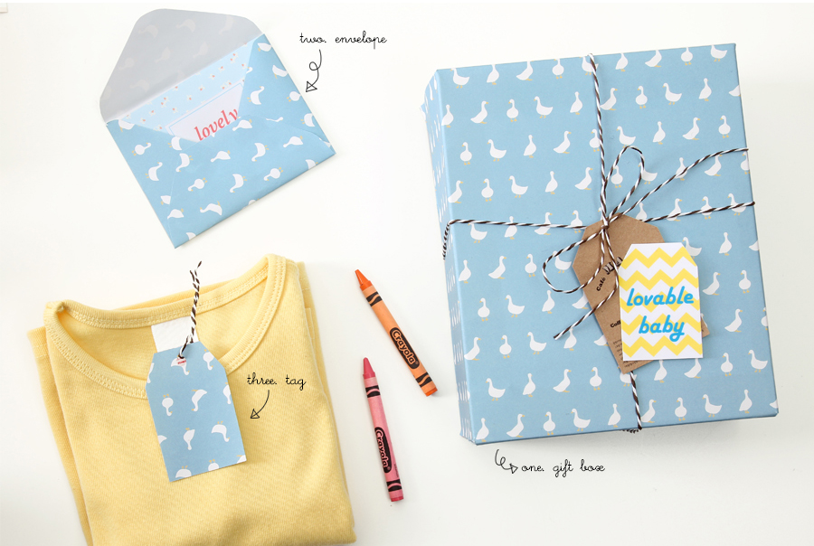lovable gift wrap 07